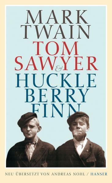 Tom Sawyer & Huckleberry Finn 2021